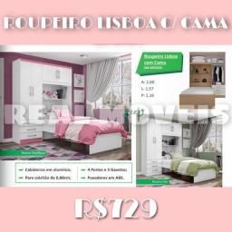 Gaúcha roupa cama Lisboa