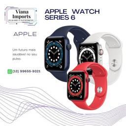 Apple watch séries 6 44mm ou 40mm