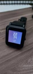 Smartwatch Amazon Fit de Barbada na Caixa