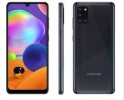 Samsung A31 128G  preto - Seminovo