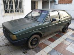 Volkswagen Gol CL Ano 87 Motor AP 1.6 - Alcool