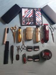 Kit barbeiro