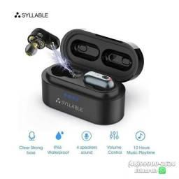 Syllable S101 Fone Bluetooth 5.0 Pronta Entrega ( Novo, Lacrado)
