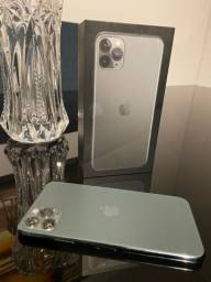 IPhone 11 Pro Max 64Gb - Verde Midnight - *Na garantia Apple*