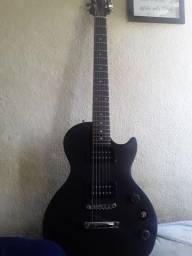 Guitarra Epiphone (Troco por Contra baixo 4 5 ou 6 cordas