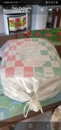 Embalagens para pizza, salgados e outros