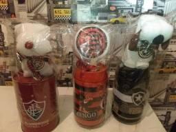 Promoção pra revendedores 3 latas cofre com brinde de toalhinhas OLX PAY