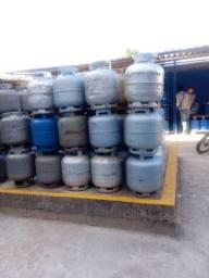 Distribuidora de gás e água mineral