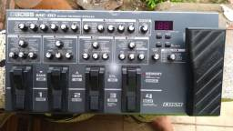Pedaleira Boss ME-80 com fonte original