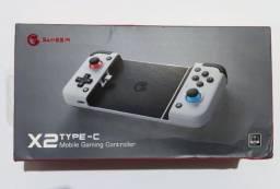 Controle Gamesir X2 Type-c Para Android - Branco