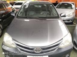 Título do anúncio: Toyota Etios 1.5 XS 2013 - Completo