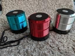 Caixinha Mini Speaker Ws 887
