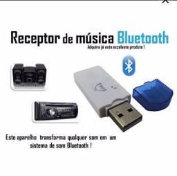 Receptor de sinal bluetooth