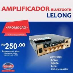 Mini modulo amplificador Lelong / le-705 ? Entrega grátis
