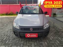 Fiat Strada 2020 CS Hard Working 1.4 - 25mil km