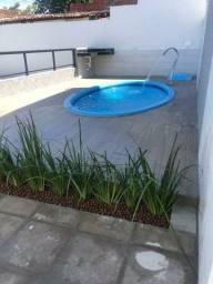 Casa soltas, em condomínio fechado com piscina + área gourmet!