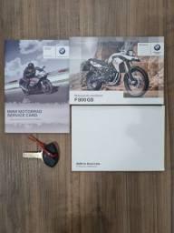 Manual do proprietário BMW f800 gs