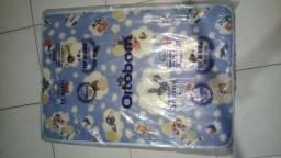 Título do anúncio: Colchão 10x100x70 Ortobom Baby Physical Espuma D18