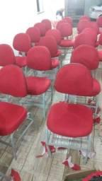 Título do anúncio: Cadeiras pra igreja  por encomenda