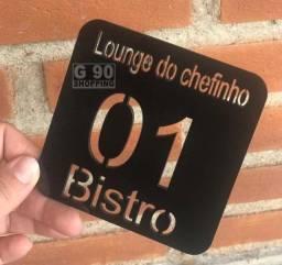 Comanda Para Bar, Balada, Cervejaria, e Lounge em Acrílico Colorido.