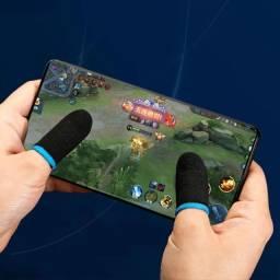 Luva de dedo para jogos de celular