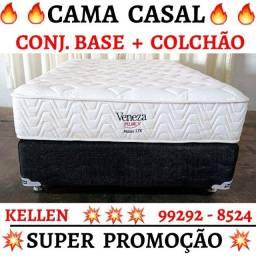 Título do anúncio: Cama Cama Casal >> Super Promoção $$