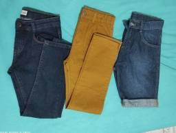Título do anúncio: Calça e short infantil