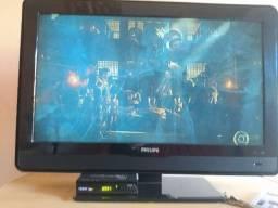 Tv Philips com codificador