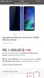 Vendo Motorola One Fusion
