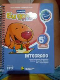 Livro integrado 5°ano ensino fundamental