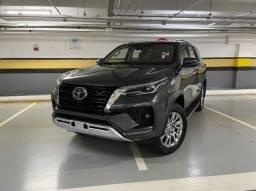 Título do anúncio: Toyota Hilux SW4 SRX Diesel 2021 0km + Blindado