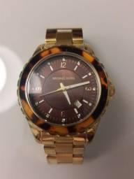 Relógio Michael Kors dourado