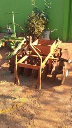 Título do anúncio: grade lavrare para tratores agrale 4100