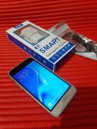 Samsung j1 8gb dual chip com acesorios entrego barato