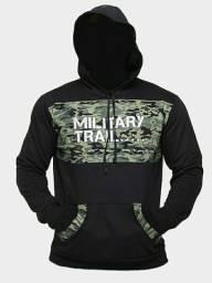 Moletom Military Trail Unissex Novo M ou G