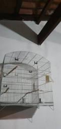 Título do anúncio: Viveiro grande para agapornes, calopsita, papagaio, periquito