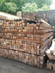 Caibros de Madeira de Demolição! (Lote 1800m) Atenção Marceneiros