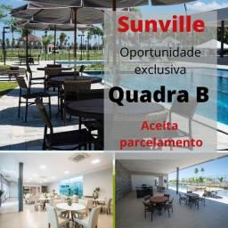 Sunville - lote na Quadra B - Oportunidade