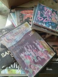 Diversos DVDs