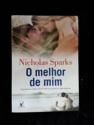 Livro O melhor de Mim de Nicholas Sparks