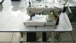Máquina de costura industrial Galoneira yamata usada R$2700,00