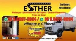 Título do anúncio: Oportunidade: Caminhão Baú RETORNANDO VÁZIO de Campinas para Região de SÃO CARLOS;