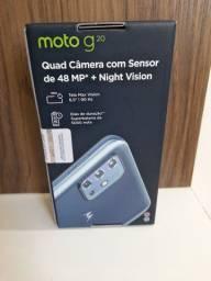 SMARTPHONE MOTO G20 64GB AZUL LACRADO