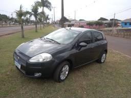 Título do anúncio: Fiat Punto Hlx 1.8 2008 Flex