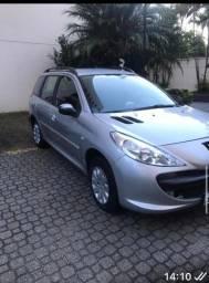Peugeot sw perua  207 / 2009