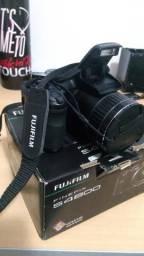 Maquina fotografica semiprofissional fuji s4800