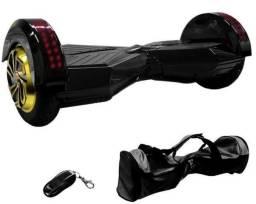 Hoverboard Skate Elétrico 8 Polegadas Scooter Bluetooth