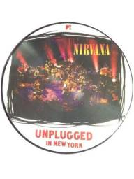 Vinil raro da banda Nirvana