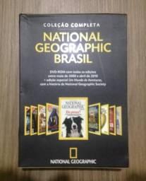 DVD Revista National Geographic