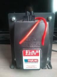 Transformador bivolt 110/220